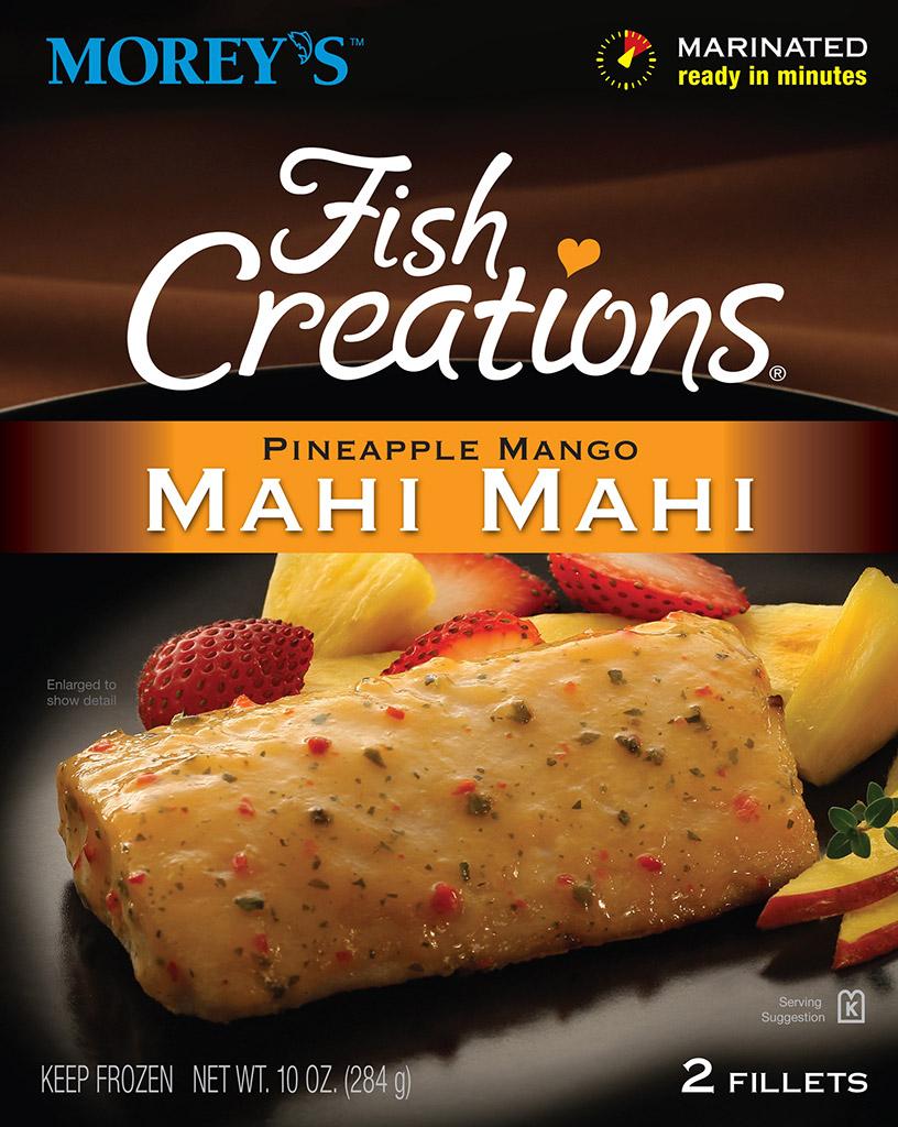 Pineapple Mango Mahi Mahi - Morey's