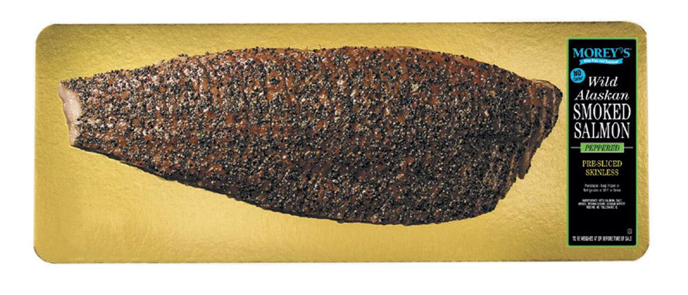 Wild keta smoked salmon fillets morey 39 s for Morey s fish