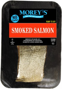 Wild Keta Smoked Salmon Chunks