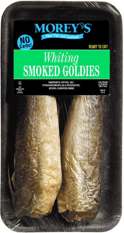 Smoked whiting goldies morey 39 s for Morey s fish