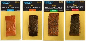 Wild Keta Smoked Salmon Portions