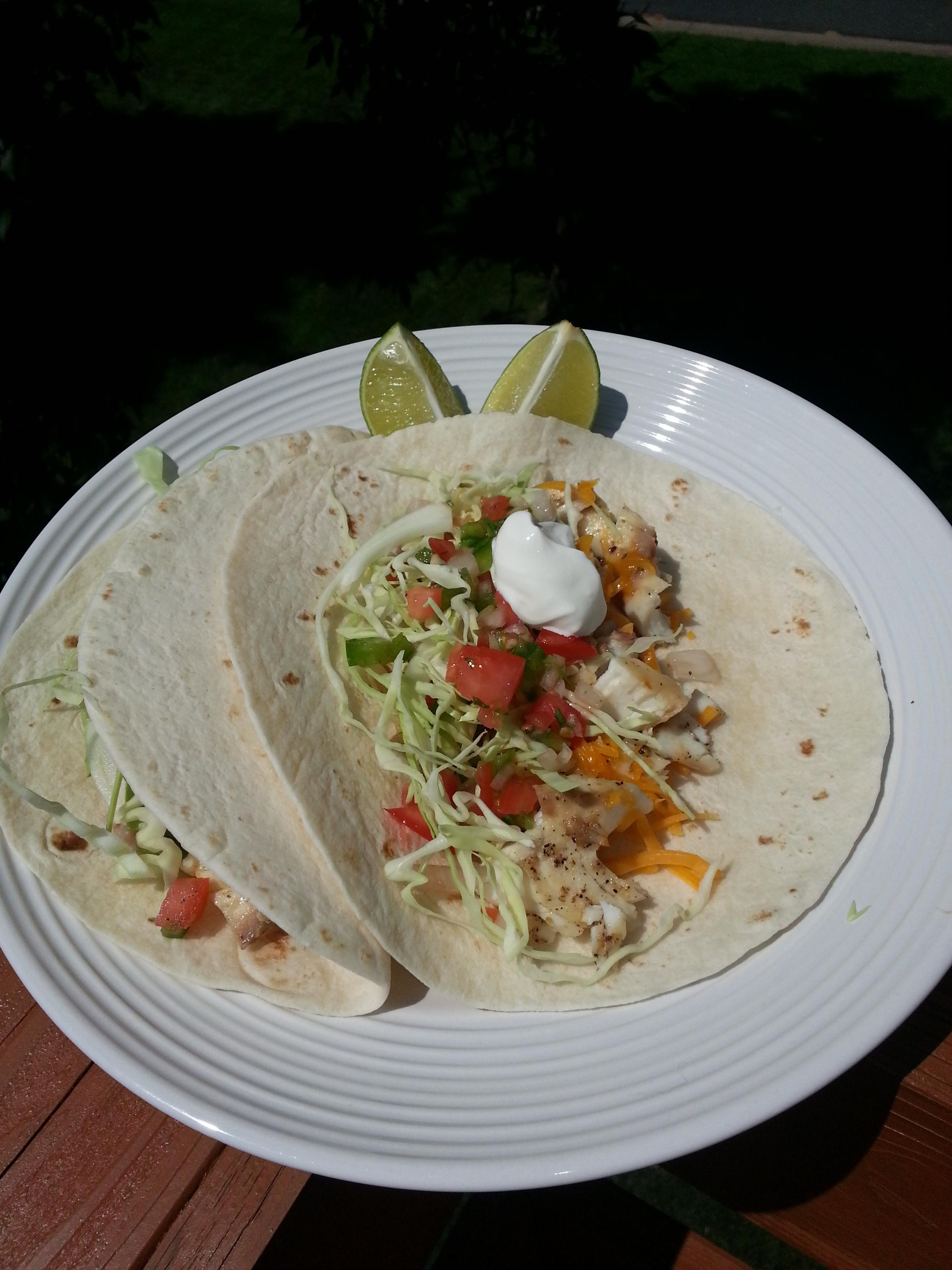 Lemon pepper tilapia tacos morey 39 s for Morey s fish