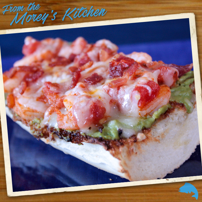 Shrimp Melts Recipe — Dishmaps
