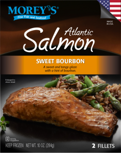 Sweet Bourbon Atlantic Salmon1