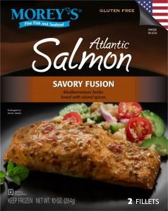Savory Fusion Atlantic Salmon