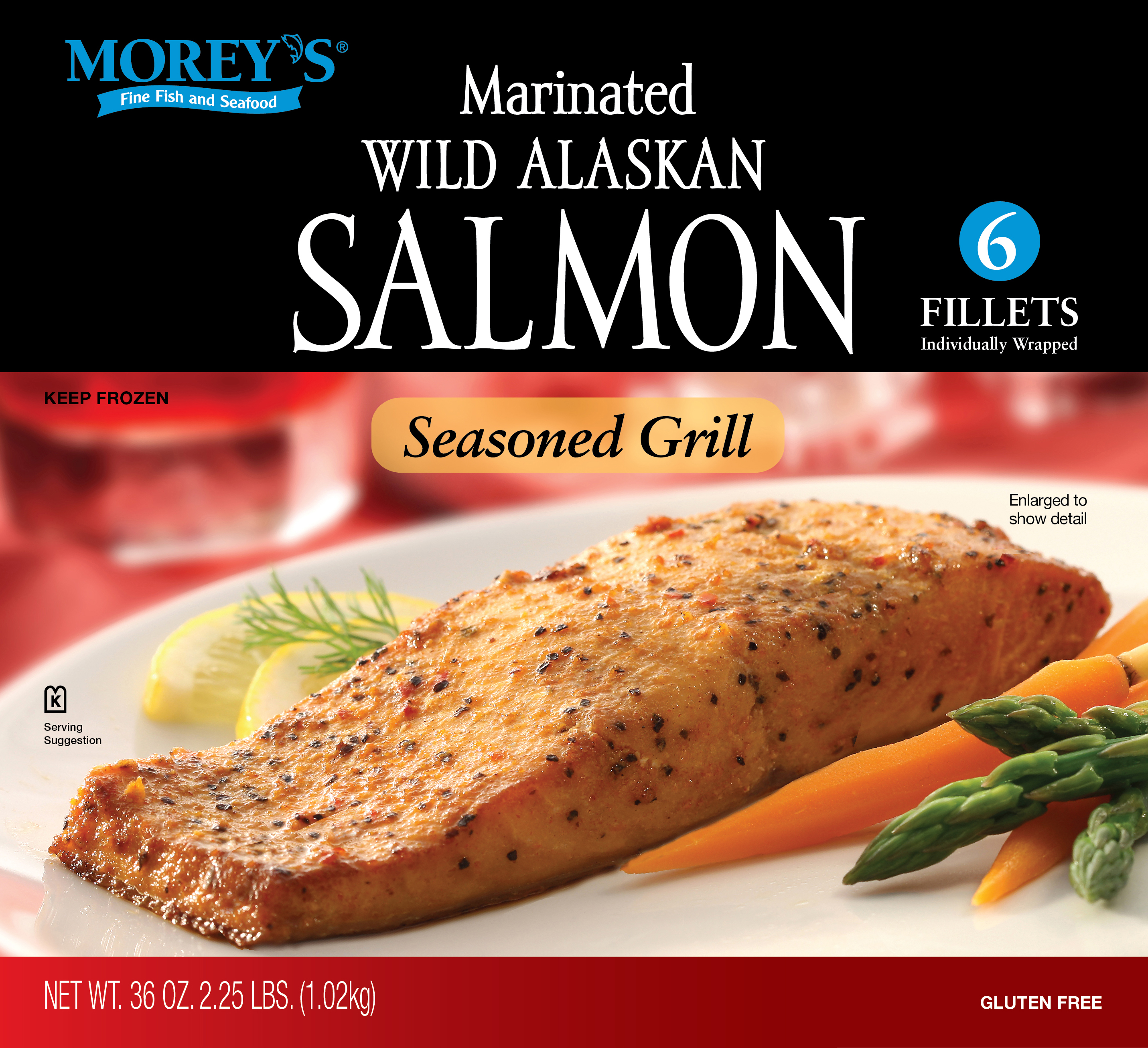 Bj s salmon nutrition facts nutrition ftempo for Acme smoked fish