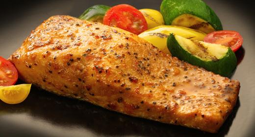 Morey's Salmon