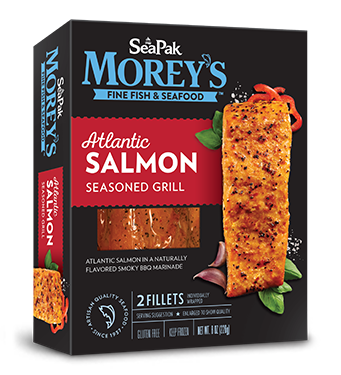 Atlantic Salmon Seasoned Grill