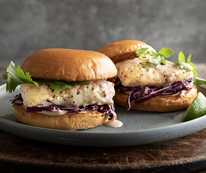 Bang Bang Fish Sandwich